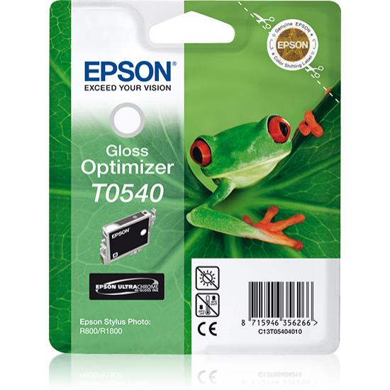 Epson Singlepack Gloss Optimizer T0540 Ultra Chrome Hi-Gloss