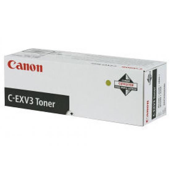 Canon C-EXV3 Toner Original Schwarz