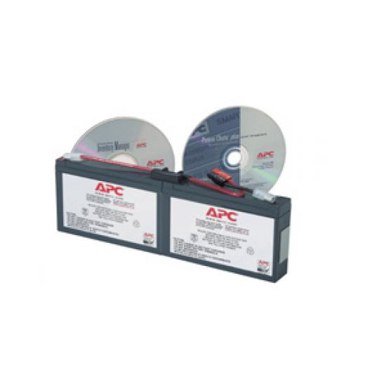APC RBC18 USV-Batterie Plombierte Bleisäure (VRLA)