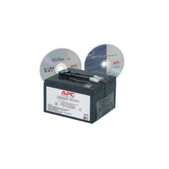 APC Replacement Battery Cartridge #9 Plombierte Bleisäure (VRLA)