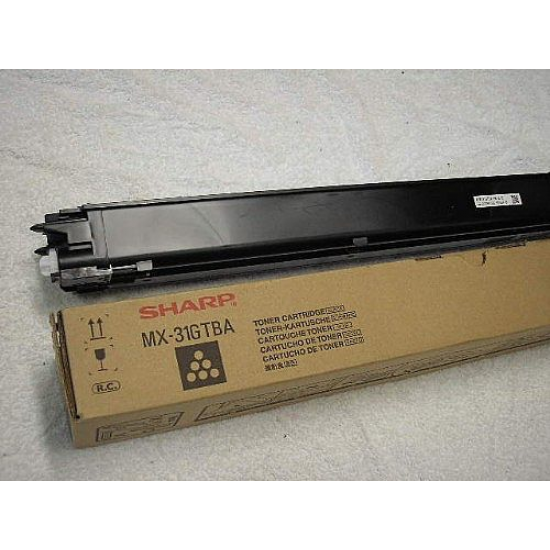 Sharp MX-31GTBA Tonerkartusche 1 Stück(e) Original Schwarz