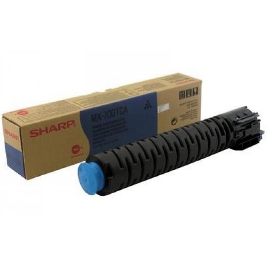 Sharp MX-70GT Original Cyan 1 Stück(e)