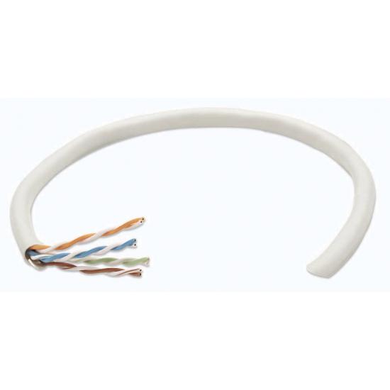 Intellinet 325899 Netzwerkkabel 305 m Cat5e U/UTP (UTP) Grau