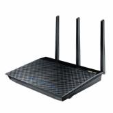 ASUS AC1750 WLAN-Router Gigabit Ethernet Dual-Band (2,4 GHz/5 GHz) Schwarz