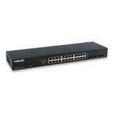 Intellinet 560818 Netzwerk-Switch Managed Schwarz