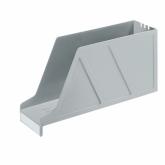Leitz Shelf Files, A4, grey Dokumentenhalter Grau