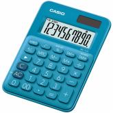 Casio MS-7UC Taschenrechner Desktop Display-Rechner Blau