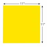 3M Notizzettel Super Sticky Big Notes Gelb Klebezettel Quadratisch 30 Blätter