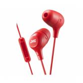 JVC HA-FX38M-R-E Kopfhörer im Ohr Rot