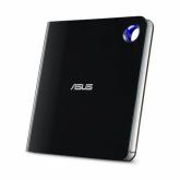 ASUS SBW-06D5H-U Optisches Laufwerk Schwarz, Silber Blu-Ray RW