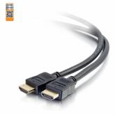 C2G 1 m Premium High Speed HDMI[R]-Kabel mit Ethernet - 4K 60Hz