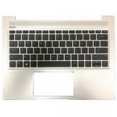 HP L44548-DH1 Notebook-Ersatzteil Gehäuse-Unterteil+Tastatur