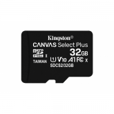 Kingston Technology Canvas Select Plus Speicherkarte 32 GB MicroSDHC Klasse 10 UHS-I