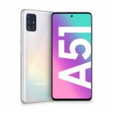 Samsung Galaxy A51 SM-A515F/DSN 16,5 cm (6.5 Zoll) 4 GB 128 GB Dual-SIM 4G USB Typ-C Weiß Android 10.0 4000 mAh