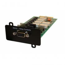 Eaton Relay Card-MS Schnittstellenkarte/Adapter Eingebaut Seriell