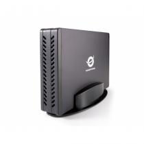 Conceptronic CHD3SU Speicherlaufwerksgehäuse 3.5 Zoll HDD-Gehäuse Schwarz
