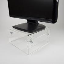 Newstar LCD/CRT-Monitorstandarderhöher (Akryl).