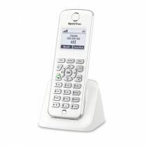 AVM FRITZ!Fon M2, DE DECT-Telefon Weiß Anrufer-Identifikation