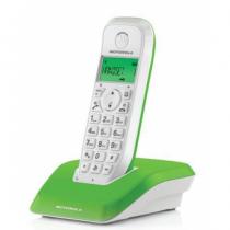 Motorola StarTac S1201 DECT-Telefon Grün Anrufer-Identifikation