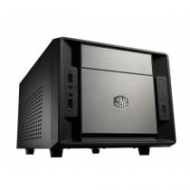 Cooler Master Elite 120 Advanced Cube Aluminium, Schwarz