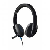 Logitech H540 Kopfhörer Kopfband Schwarz