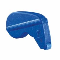 HERMA Klebespender Vario, fest haftend, blau, 1000 Klebestücke
