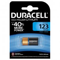 Duracell 123106 Haushaltsbatterie Einwegbatterie CR123A Lithium