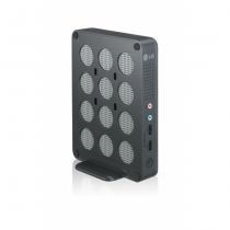 LG CBV42-B Thin Client TERA2321 Schwarz 680,4 g