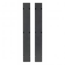 APC AR7581A Kabelrinne Gerade Kabelrinne Schwarz