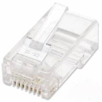 Intellinet 502399 Drahtverbinder RJ-45 Transparent