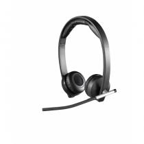 Logitech H820e Kopfhörer Kopfband Schwarz