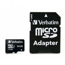 Verbatim Premium Speicherkarte 16 GB MicroSDHC Klasse 10
