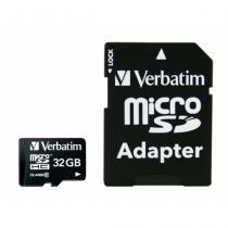 Verbatim Premium Speicherkarte 32 GB MicroSDHC Klasse 10