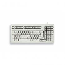 CHERRY G80-1800 Tastatur USB QWERTY US Englisch Grau