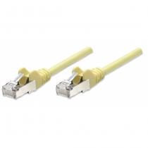 Intellinet Cat5e 7.5m Netzwerkkabel 7,5 m SF/UTP (S-FTP) Gelb