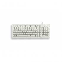 CHERRY XS Tastatur USB QWERTZ Deutsch Grau