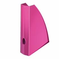 Leitz WOW Zeitschriftenständer Polystyrene Pink