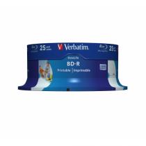 Verbatim 43811 Leere Blu-Ray Disc BD-R 25 GB 25 Stück(e)