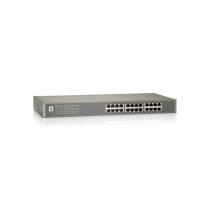 LevelOne FSW-2450 Netzwerk-Switch Unmanaged Fast Ethernet (10/100) Schwarz