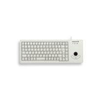 CHERRY XS Trackball Tastatur USB QWERTY US Englisch Grau