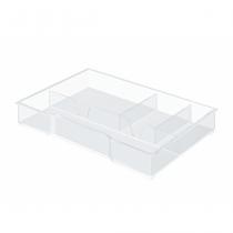 Leitz 52150002 Schubladenordnungssystem Transparent