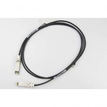 Supermicro SFP+, m-m, 2m Netzwerkkabel Schwarz