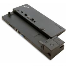 Lenovo Basic Dock Andocken USB 3.2 Gen 1 (3.1 Gen 1) Type-A Schwarz