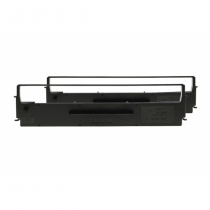 Epson SIDM Black Ribbon Cartridge for LQ-350/300+/300+II, Dualpack (C13S015646)