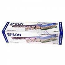 Epson Premium Glossy Photo Paper Roll, Papierrolle 329 mm x 10 m, 255g/m²
