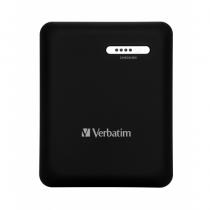 Verbatim Externer Akku - Dual USB Power Pack - 12000 mAh