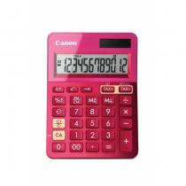 Canon LS-123k Taschenrechner Desktop Einfacher Taschenrechner Pink
