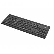 Fujitsu KB410 USB Tastatur QWERTY