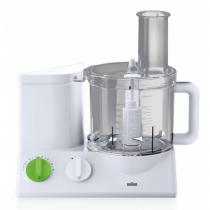 Braun FP 3010 Küchenmaschine 1,75 l Grün, Weiß 600 W