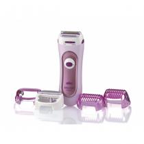 Braun LS 5360 Damenrasierapparat Pink Trimmer